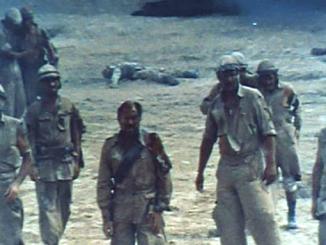 War is hell... The Battle of El Alamein