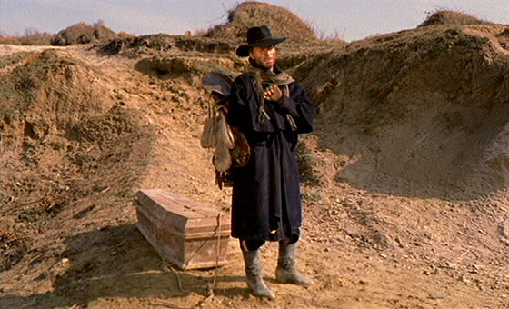Franco Nero in Django