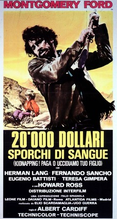 20000 dollari sporchi di sangue aka Kidnapping