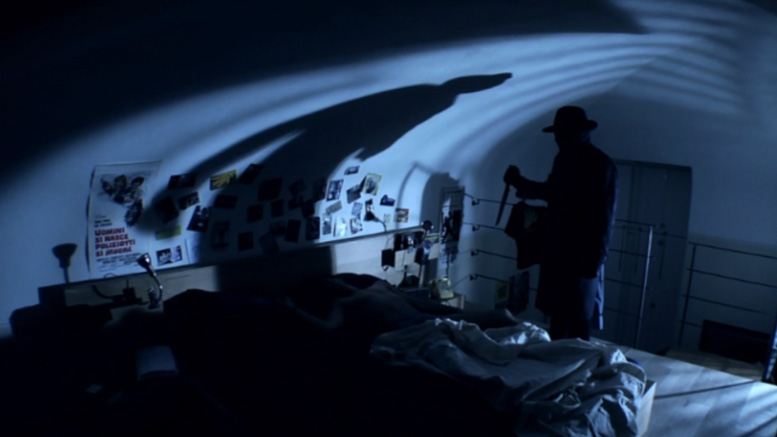 Dario Argento style image from Ubaldo Terzani Horror Show