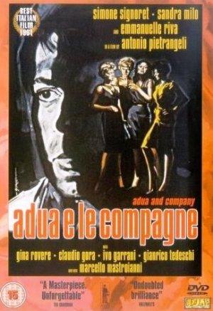 Italian poster for Adua e la campagne