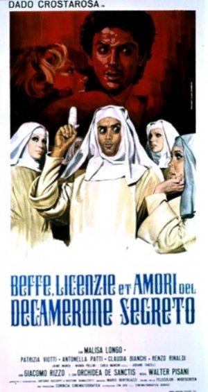 Beffe, Licenzie Et Amori Del Decamerone Segreto (1973)