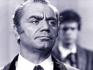 Ernest Borgnine in A Bullet for Sandoval