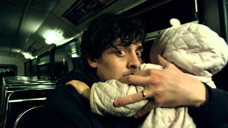 Aneurin Barnard gets the night bus blues in Citadel