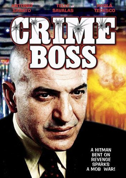 Telly Savalas in Crime Boss