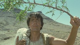 Franco Citti in Oedipus Rex