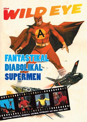 Fantastikal Diabolikal Supermen front cover