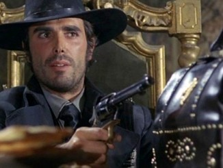 George Hilton in They Call Me Hallelujah