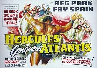 Hercules Conquers Atlantis