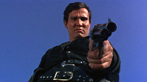 Henry Silva in The Hills Run Red