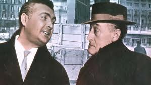 Armando Calvo and Totò in I ladri