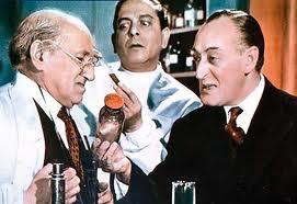 Félix Fernández, Enzo Turco and Totò in I ladri