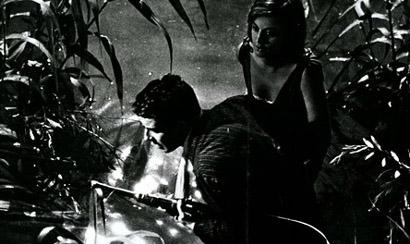 Gerard Blain and Anna Maria  Ferrero in Il gobbo