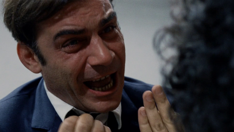 Gian Maria Volontè is suitably low key in Investigation of a Citizen Above Suspicion
