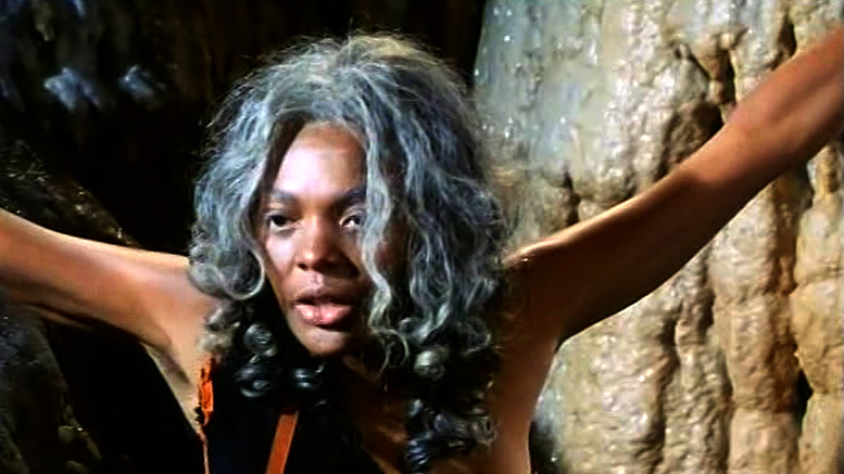 An artificially aged Janine Hendy in Hercules Against the Moon Men