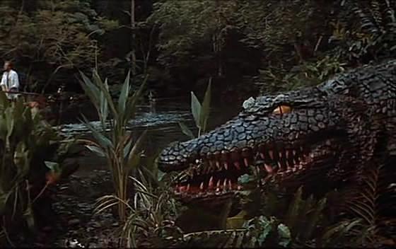 Killer Crocodile!