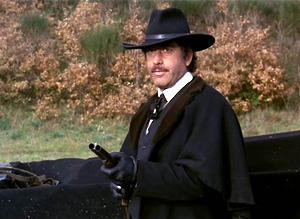 Frank Wolff channels Lee Van Cleef, from Last of the Badmen