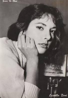 Luisella Boni, aka Brigitte Corey