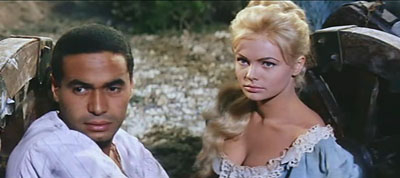 Fernando Piazzo and Margaret Rose Kiel in Women of Devil's Island