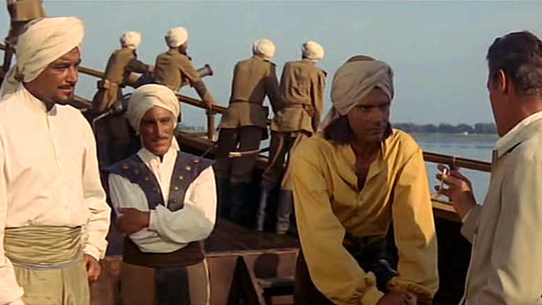 Ray Danton in Sandokan Fights Back