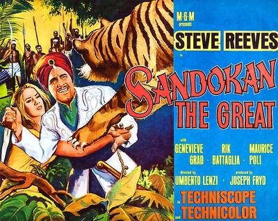 Umberto Lenzi's Sandokan the Great