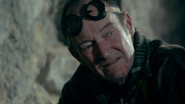 David Hayman in Sawney Flesh of Man