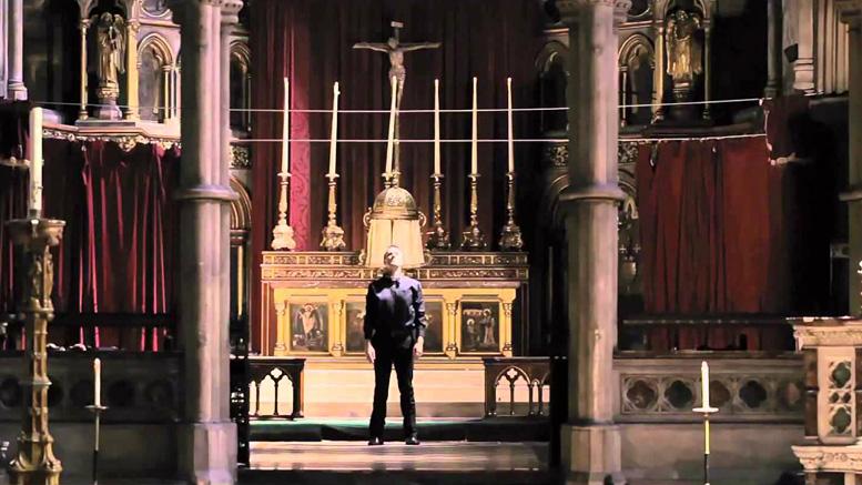 Another doomed vicar... it's Shame the Devil