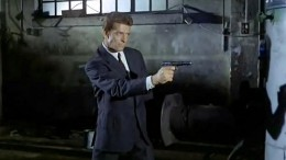 Paolo Gozlino lets his gun talk in Siete minutos para morire