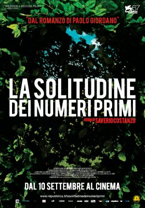 Alba Rohrwacher and Luca Marinelli in The Solitude of Prime Numbers