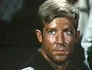 Stan Cooper in The Battle of the Last Panzer