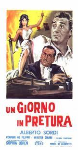 Un giorno in pretura, one of Steno's most succesful films