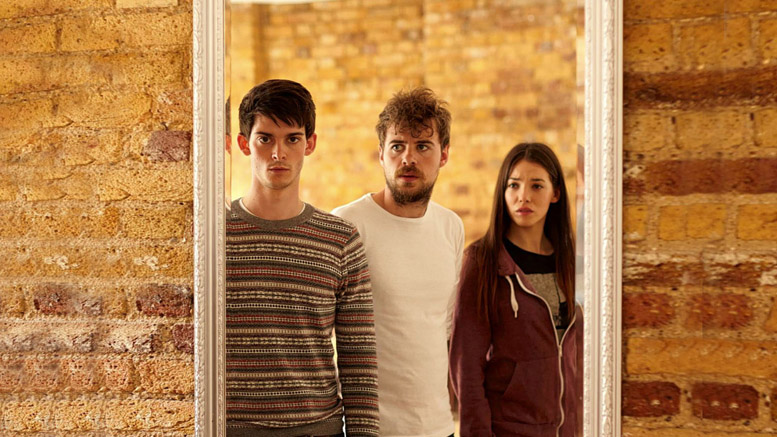 Jemma Dallender, Joshua Dickinson, Nate Fallows in The Mirror
