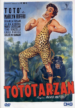 Toto Tarzan