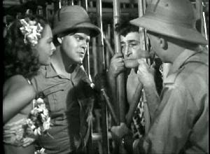 Marilyn Buferd, Tino Buazzelli, Toto and Mario Castellani in Toto Tarzan