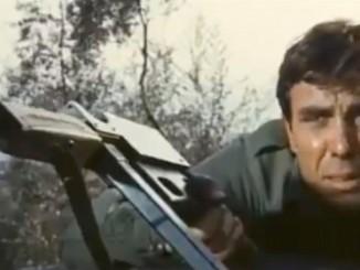 George Hilton in War Fever, aka Salt in the Wound