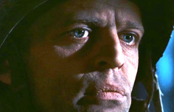 Klaus Kinski in War Fever, aka Salt in the Wound